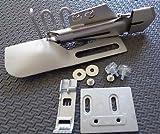 SEW-LINK Top Pliegue de Fondo Raw coverstitch Carpeta Conjunto de pfaff coverlock 3.0, 4.0 máquinas
