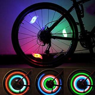 LeBoLike Bike Spoke Lights Cycling Bike Wheel Lights for Bicycle Decoration