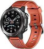 Reloj inteligente con monitor de actividad física con presión arterial, frecuencia cardíaca, monitor de sueño para hombres y mujeres