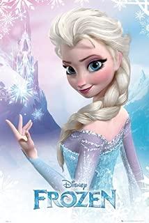Frozen - Elsa Solo 24x36 Poster Disney Movie Art Print The Snow Queen