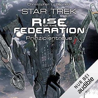 Prinzipientreue     Star Trek - Rise of the Federation 4              Autor:                                                                                                                                 Christopher L. Bennett                               Sprecher:                                                                                                                                 Heiko Grauel                      Spieldauer: 13 Std. und 13 Min.     61 Bewertungen     Gesamt 4,7