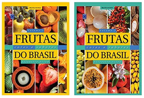 Coleção Frutas, Cores e Sabores do Brasil (2 volumes)