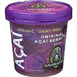 Sambazon Organic Acai Sorbet, 16 Fluid Ounce -- 8 per case
