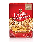Orville Redenbacher's Melt On Caramel Microwave Popcorn (2 Bags and Pouches), 11.57 oz