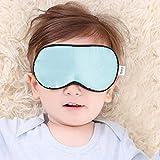 Säuglings-Seidenaugen-Maske Newborn Basking UV-Seide Augenschutz-Maske Baby Schlaf Shading Cover Eye Shield