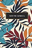 South Africa: Ruled Travel Diary Notebook or Journey  Journal - Lined Trip Pocketbook for Men and Women with Lines