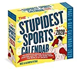 The Stupidest Sports Page-A-Day Calendar 2020