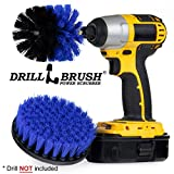 Cleaning Supplies - Marine - Boat Accessories - Drill Brush - Hull Cleaner