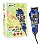 Wahl Limited Edition Haute Tropix Professional Designer Hair Clipper - Includes 6 Attachment Combs