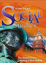 Harcourt Social Studies, The United States: Making a New Nation ISBN# 0153472839