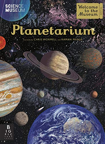 Planetarium (Welcome To The Museum) (English Edition)