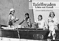 Tafelfreuden - Leben mit Genuss (Wandkalender 2022 DIN A2 quer): Fotografien der ullstein bild collection zu Tafelfreuden mit Genuss (Monatskalender, 14 Seiten )