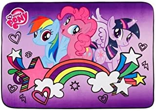 My Little Pony Heat Transfer Accent Rug, 3'4