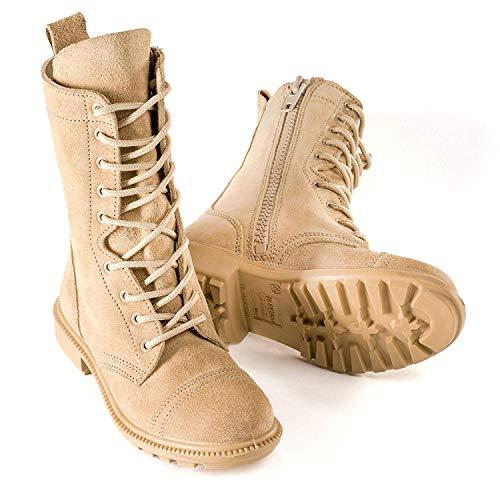Zapatos Ante Hombre marca BURGAN