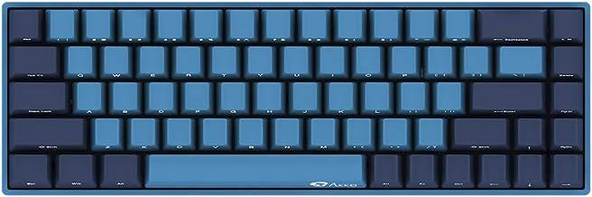 Akko 3068 Wired Mechanical Gaming Keyboard Cherry MX Switch PBT Keycap (Cherry MX Brown) Ocean Star