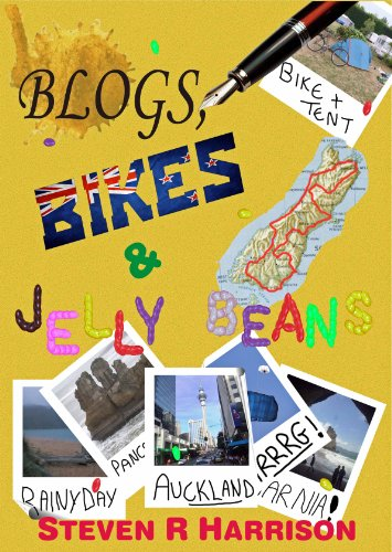 Blogs, Bikes & Jelly Beans! (English Edition)