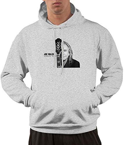 Ljkhas2329 Sweatshirt Joe Walsh Analog Man Men's Hoodies Sweatshirt Hoodie L