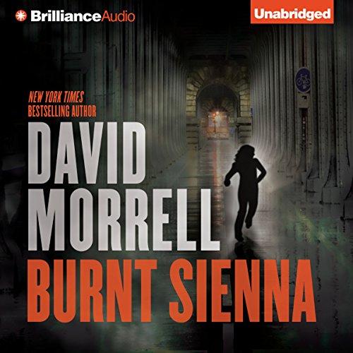 Burnt Sienna audiobook cover art