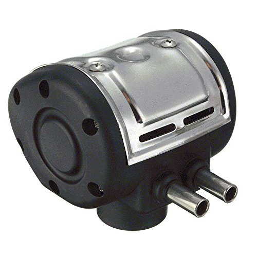 Fencia L80 Pneumatic Pulsator for Cow Milker Milking Machine Stainless Steel Dairy Farm Milker 50-180 ppm Adjustable Speed