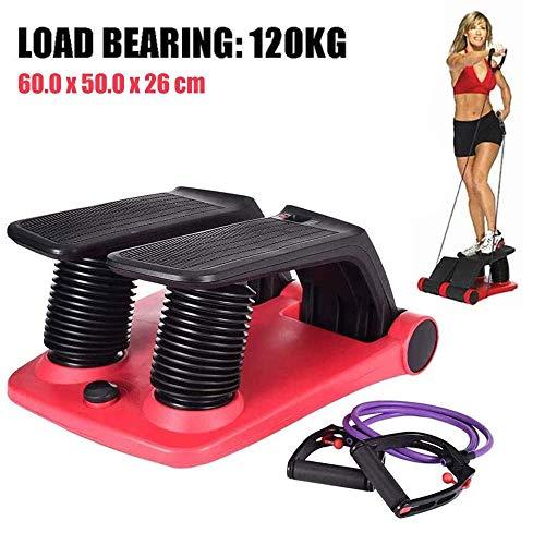 For Sale! ESACLM Mini Air Stepper, Stair Stepper Climber Fitness Machine, Climber Exercise Fitness E...
