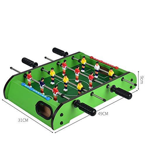 Futbolín Mesa Portátil Mini Futbolín Fútbol Colección de Juegos Mesa Mesa de futbolín Juego de fútbol para Niños Adultos: Amazon.es: Hogar