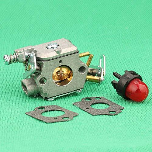 Piezas de repuesto de carburador para carburador Huq 309360001 para Homelite Ut-10519 Ut10522 Ut10526 46Cc Motosierra Kit