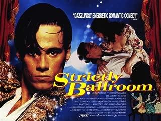 Strictly Ballroom Poster Movie Foreign B 11x17 Paul Mercurio Tara Morice Bill Hunter Pat Thomsen