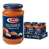 Barilla Pastasauce Bolognese Formaggi Italiani – Bolognese-Sauce 6er Pack (6x400g)