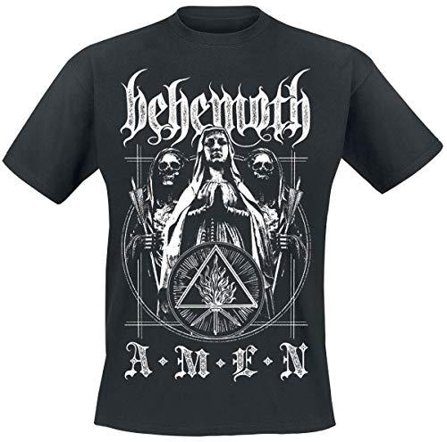 Behemoth Amen Männer T-Shirt schwarz L