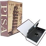 DP Design® Fake Book para guardar objetos de valor de Pisa Diseño