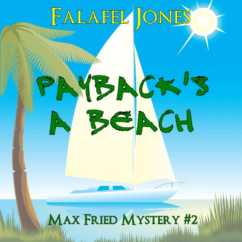 Payback's a Beach audiobook cover art