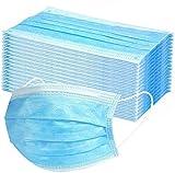 MaNMaNing Protección 3 Capas Transpirables con Elástico para Los Oídos Pack 200 unidades 20200702-MANING-A095