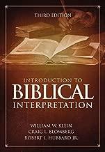 Best introduction to biblical interpretation 3rd edition Reviews