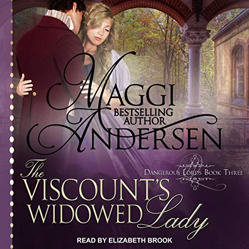 The Viscount's Widowed Lady cover art