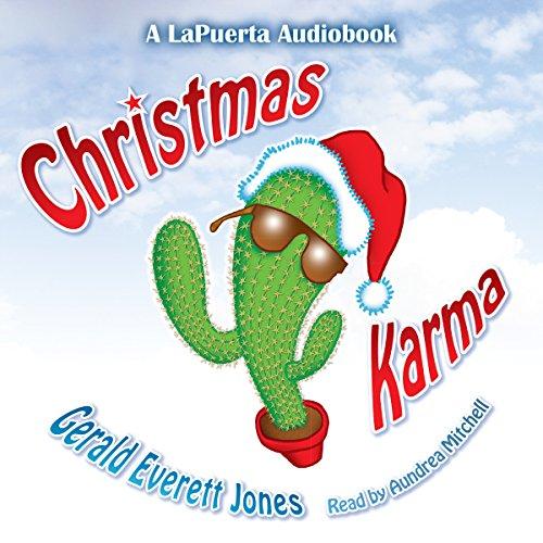Christmas Karma audiobook cover art