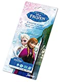 Disney Frozen Baraja de Cartas Infantil, Color Negro (Naipes Heraclio Fournier 1028179)