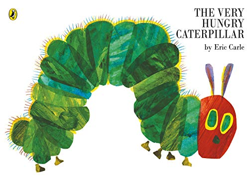The Very Hungry Caterpillar (Englisch)