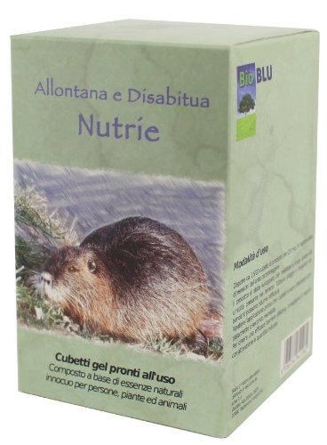 ALLONTANA E DISABITUA NUTRIE a cubetti GEL 500 ML.