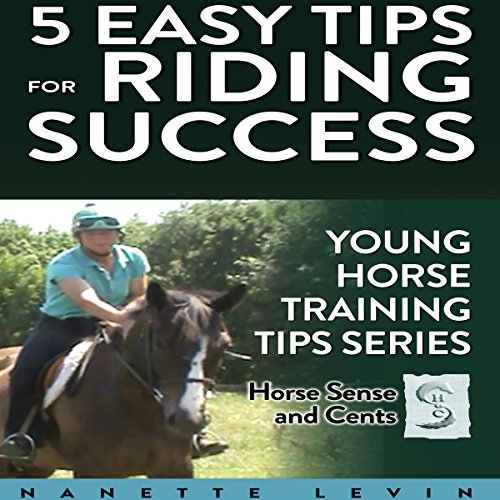5 Easy Tips For Riding Success audiobook cover art