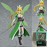 WYETDAS Figuras Figura de acción Sword Art Online Beautiful Girl Leafa Cute Kirigaya Suguha Anime Fi...
