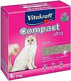 VITAKRAFT arena para gatos ultra compact caja 4 Kg