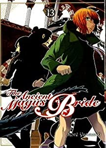 The Ancient Magus Bride Edition simple Tome 13