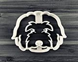 Golden Doodle Cookie Cutter and Dog Treat Cutter - Dog Face