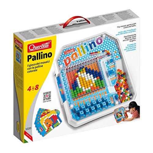 Quercetti Gioco con Palline Colorate, Multicolore, 1020