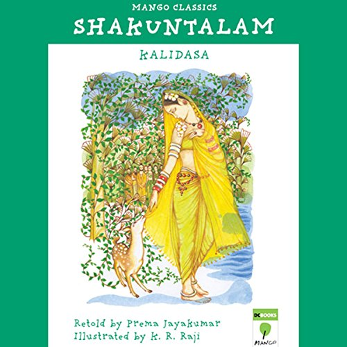 Shakuntalam audiobook cover art