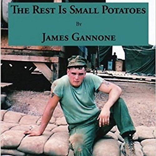 The Rest Is Small Potatoes! audiobook cover art