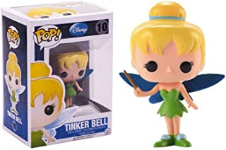 Q version Tinker Bell hand model doll anime ornaments Christmas gifts Funko POP