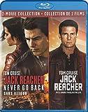 Jack Reacher - Never go Back / Jack Reacher (2-Movie Collection) (Blu-ray)