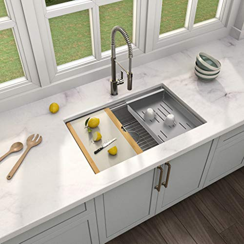 Product Image of the MENSARJOR Undermount Sink
