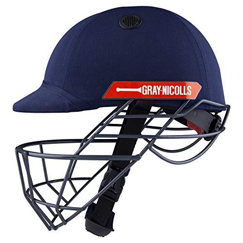 Gray-Nicolls ATOMIC 360 Cricket-Helm – Marineblau – Neu für 2019/20 (S)